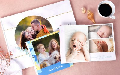 A Look Inside the Imagewrap Hardcover Photo Book
